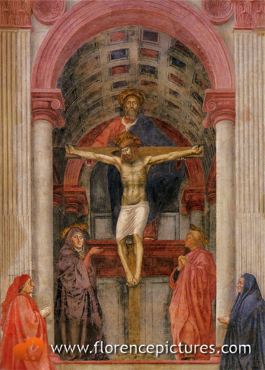 the holy trinity masaccio essay Holy trinity, masaccio such as in his depiction of the trinity giotto vs masaccio: renaissance smackdown why is life worth living.