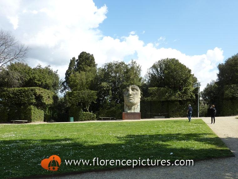 Boboli Gardens in Florence Photo | Boboli Gardens - Florence ...