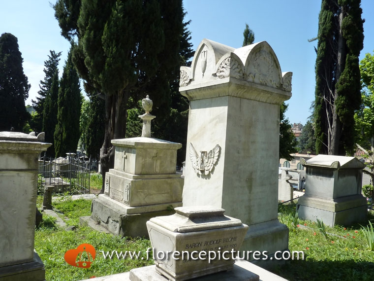 English Cemetery in Florence